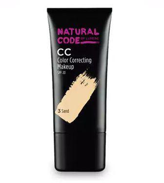Крем тонуючий Lumene NC CC Makeup SPF 20