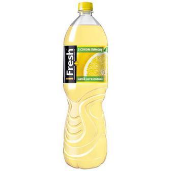 Скидка 26% ▷ Напій соковий IFresh Лимон пет 1,5л