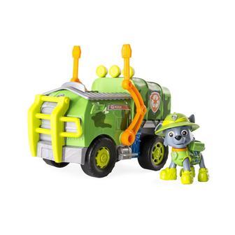 Набор игрушек Paw Patrol Джунгли Рокки (SM16702/SM16702-5)