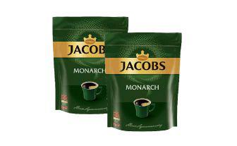 Кава розчинна Монарх Якобс 170 г