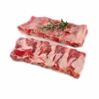 Ребра зі свинини охолоджені   1 кг