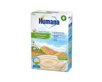 Каша Humana молочна гречана, 200 г