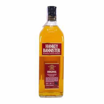 Віскі Hankey Bannister Blend 40%, 0,5 л