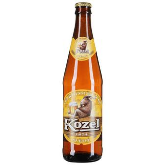 Пиво світле, темне, 0,45л, Велкопоповицький Козел