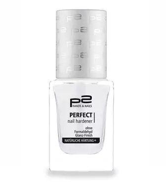 Покриття-зміцнювач для нігтів P2 Perfect Nail Hardener 10мл