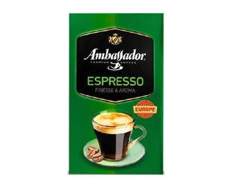 Кава мелена Ambassador Espresso, 450г