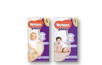 Підгузники-трусики дитячі Pants Jumbo (4)/ Pants Jumbo (5) Huggies 36шт/34шт.
