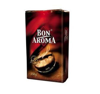 Кава натуральна мелена Bon Aroma 250 г