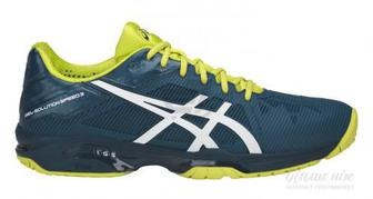 336872eec1da63 Скидка 30% ▷ Кросівки Asics GEL-SOLUTION SPEED 3 CLAY L.E. E804N ...