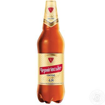 Пиво Чернігівське світле 1,15г