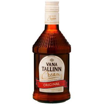Лікер-крем Старий Таллінн 16% 0,5л