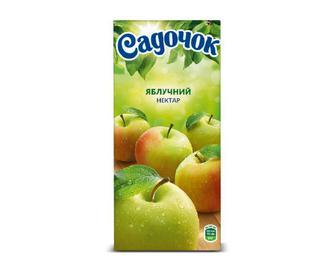 Нектар «Садочок» яблучний, 0,95 л
