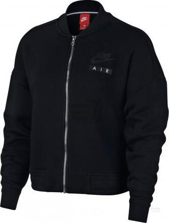Джемпер Nike W NSW RALLY JKT VARSITY AIR 920445-010 L чорний