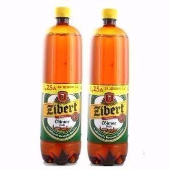 Пиво світле 1,25 л Zibert