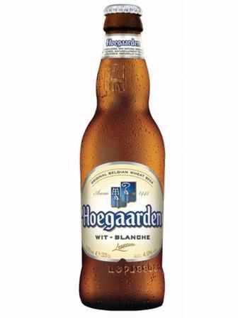 Пиво White   Hoegaarden 0.33 л