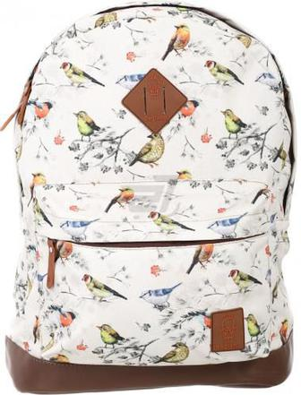 Рюкзак молодіжний Bagland Сублімація 67 Пташки 5336640