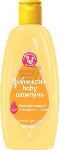Шампунь дитячий Johnson's Baby (3574660051834) 500 мл
