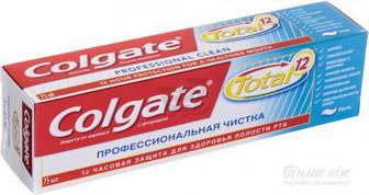 Зубна паста Colgate Total 12 Професійна чистка 75 мл