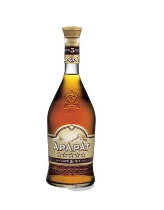 Коньяк АрАрАт 5* 42% 0,5л