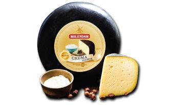 Сир твердий Крема Б`янка Молендам 100 г