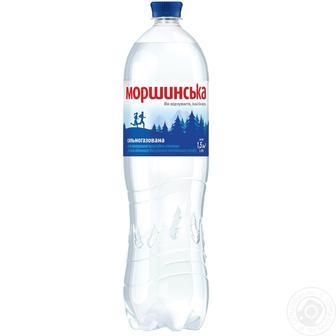 Мінеральна вода Моршинська 1,5л