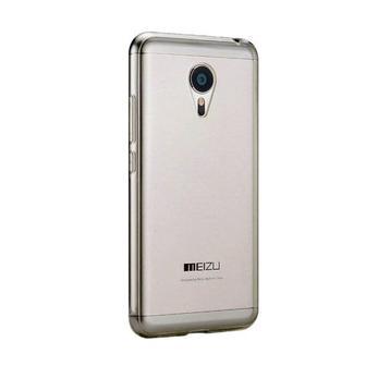 Remax Ultra Thin Silicone Remax 0.2 mm Meizu M5 White