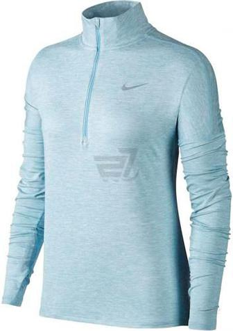 Джемпер Nike Dri-FIT Element W NK DRY ELMNT TOP HZ р. XS синій 855517-452