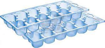Набір форм для льоду 2 шт. AP-9001-LB Titiz