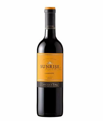 Вино Sunrise Carmenere 0,75