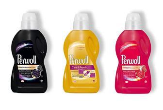 Засіб миючий рідкий Black/ Color, для прання кольорових речей/Care & Repa Perwoll 0,9 л