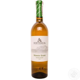 Вино Монте Руж, Монте Блан Коктебель 0,7л