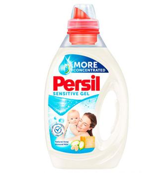 Скидка 46% ▷ Засіб для прання гель Persil Сенситив 1л