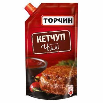 Кетчуп Чилі Торчин 300г