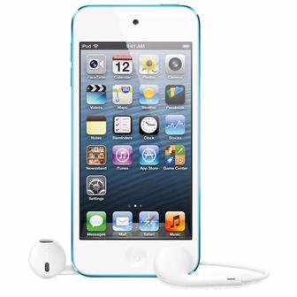 Плеер mp3 Apple iPod Touch 5Gen 32GB Blue MD717