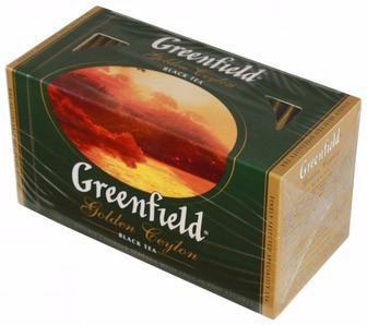 Чай Грінфілд 25 шт