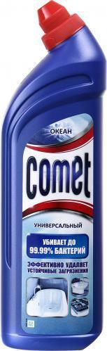 Гель для чищення Comet Океанський бриз універсальний 1 л