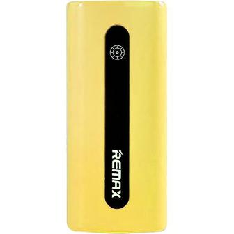 REMAX Power Bank RPL-2 E5 Series 5000mAh Yellow