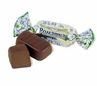 Конфеты весовые Ромашка  Roshen 1кг