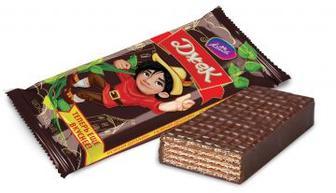 Конфеты Конти, Шоколадные истории Джек, 1кг