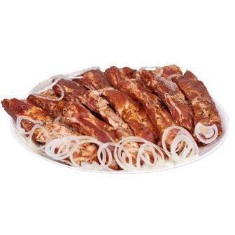 Ребра свинні Закусочні в маринаді 1кг