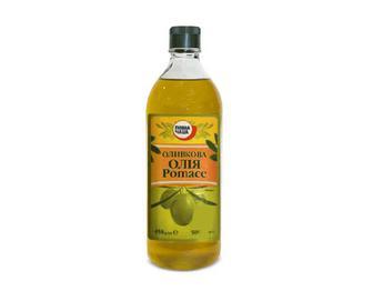 Олія оливкова Pomace «Повна Чаша»® 500мл