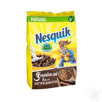 Готовий сніданок Nesquik шоколадний 225г