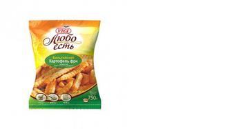 Скидка 20% ▷ Картофель фри волнистый, VICI, 750г