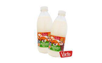 Молоко пряжене 4% Варто 930 мл