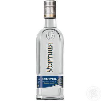 Горілка Хортиця Класична, 0,7 л