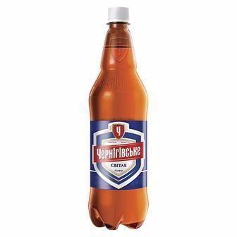 Пиво Чернігівське світле 1.5л