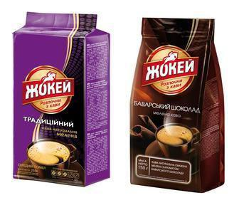 Кава мелена Жокей 100г
