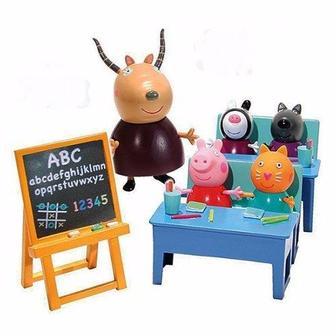 Ігровий набір Йдемо до школи Peppa Pig