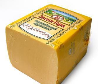 Сир твердий Голландський 45% Звени Гора 100г