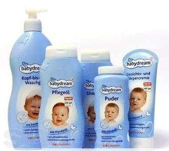 Засоби по догляду за немовлятами BABYDREAM